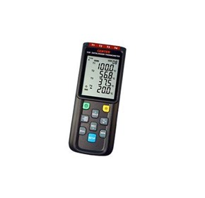 Thermometer (K,J,E,T-Type, 4 Inputs, Datalogger) - IC-CENTER520