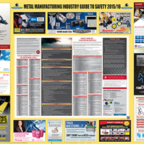 Metal Manufacturing Industry Guide to Safety 2015/16