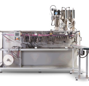 Flexible Sachet Filling Machine | Mespack H-140