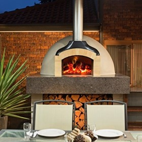PreCut Wood Fired Oven Kit | D105