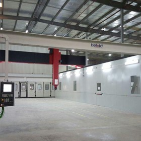 Belotti NAVY & VEGA 5 Axis Gantry CNC Machining Centres