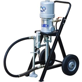 Paint Spraying I Pneumatic Airless Paint Sprayer Q-AXT28