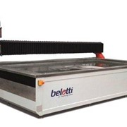 (Italy) 3 and 5 Axis CPT Series Water Jet Cutting Machines