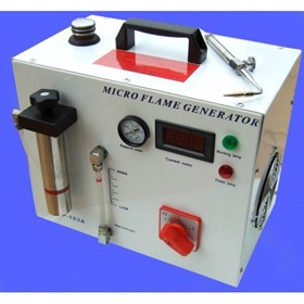 Micro-Flame Polishing Machine | MFP-103A