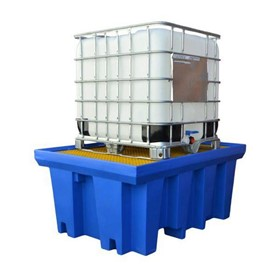 Poly Spill Containment Bund - 1000L