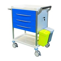 Treatment Trolley 3 Drawer
