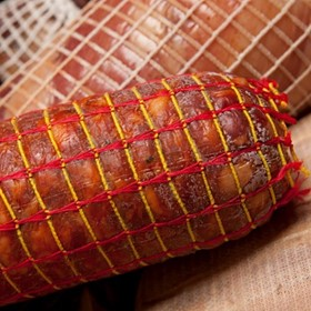 Meat Packaging | Elastic Netting - ennio Spring-Net™ Patented