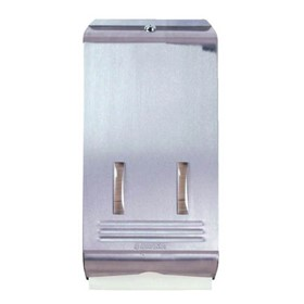 Hand Towel Dispenser | Stainless Steel | Key Lockable - Large 4950