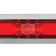 Red Rear End Outline Marker Light | ISL200R