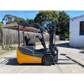 Battery Counterbalanced Forklift | 1.6T 3-Wheels EGS1848A