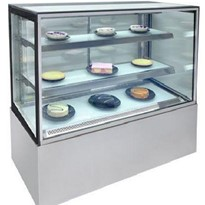 Glass Display Case - FD1500