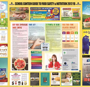 School Canteen Guide to Food Safety & Nutrition 2017/18