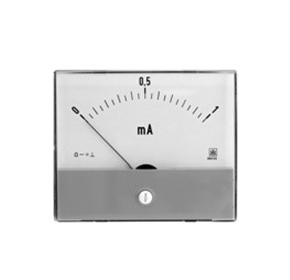 Voltage Meter with Moving Coil | Iskra BN 0103 Analog Indicator