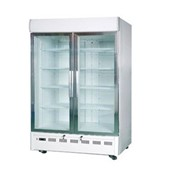 Thermaster 2 Door Commercial Fridge | LG-1000GE