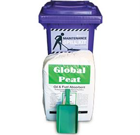 Spill Kit – Maintenance Oil & Fuel with Global Peat 100L (SKH120PMPB)