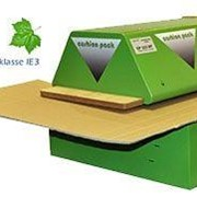 Cushion Pack Cardboard Shredder | CP333NTi
