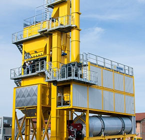 Asphalt Tower | Batch Plants Systems | Marini BE Series