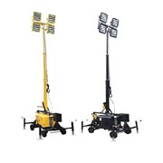 Orb | Led Lighting | 800W LED Light Tower