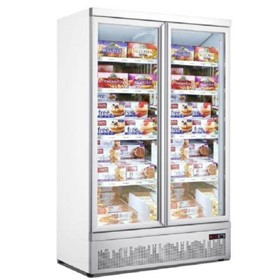 Mitchel Glass Door Freezer