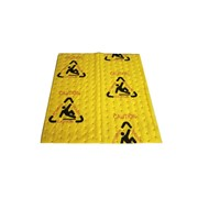 Stratex  Hi-Visibility Caution Absorbent Pads