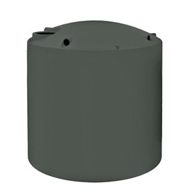 Poly Fertiliser Storage Tank - 10,000L