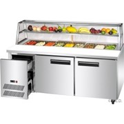 SCB/15 two door Deluxe Sandwich Bar