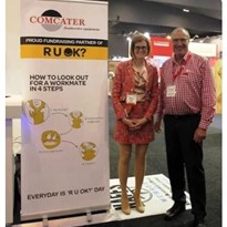 "Comcater Launches Fundraising Partnership with ""R U OK"""