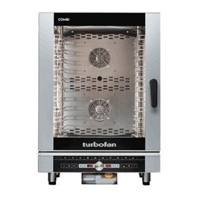 Full Size 10 Tray Digital / Electric Combi Oven | EC40D10