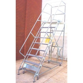 Mobile Platform Ladder | GTS29/9