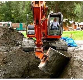 Mini Excavators | JB Attachments Tilt Hitch