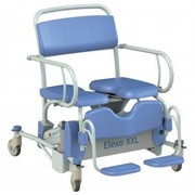 Electric Bariatric Hygiene Chair | Elexo