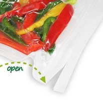 NEW - Vacuum Zipper Bags by LAVA