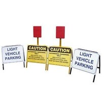 Foldable Safety Signage