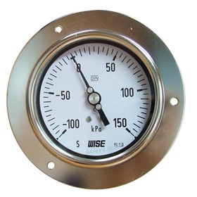 100mm Stainless Steel LBM Pressure Gauges
