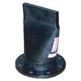 Flanged Rubber Duckbill Check Valve – Series CPF