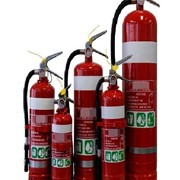 Dry Powder Fire Extinguisher - ABE