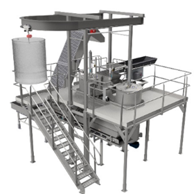 Single Chamber 2-Stage Batch Peeler Module | Heat and Control