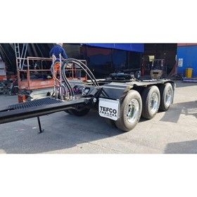 Tri-Axle Dolly - From 3.2 Tonne
