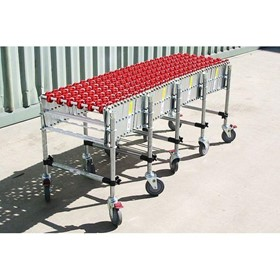 Flexible Conveyors I Extendable Conveyors
