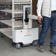 Gzunda Linen Mover - battery powered trolley mover | Electrodrive