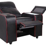 Theater Room Sofa Recliner Chair With Bar Fridge