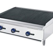 1220mm Gas Rock Char Grill
