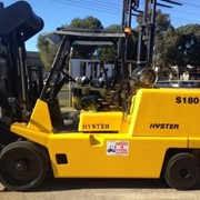LPG Counterbalance Forklifts | S180XL/2