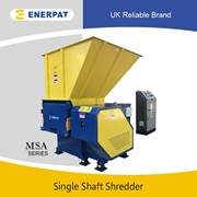 UK Enerpat Single Shaft Shredder Manufacturer for UBC