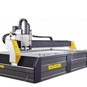 Dual Line Waterjet Cutting Machines