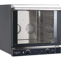 Commercial 4-Tray Convection Oven with Grill Nerone