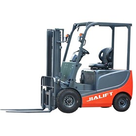 Battery Counterbalanced Forklift | 1.8T 4-Wheels E1848A