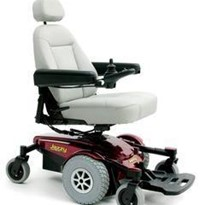 Pride Power Chairs | Jazzy Select 6
