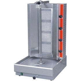 Doner Kebab Machine | RG-2LPG – LPG Gas