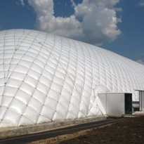 Inflatable buildings...challenging the status quo